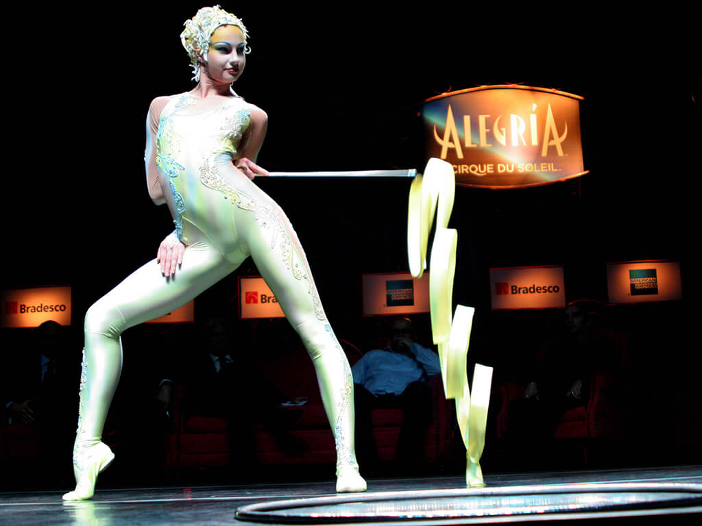 Coletiva Imprensa Cirque du Soleil - 2009